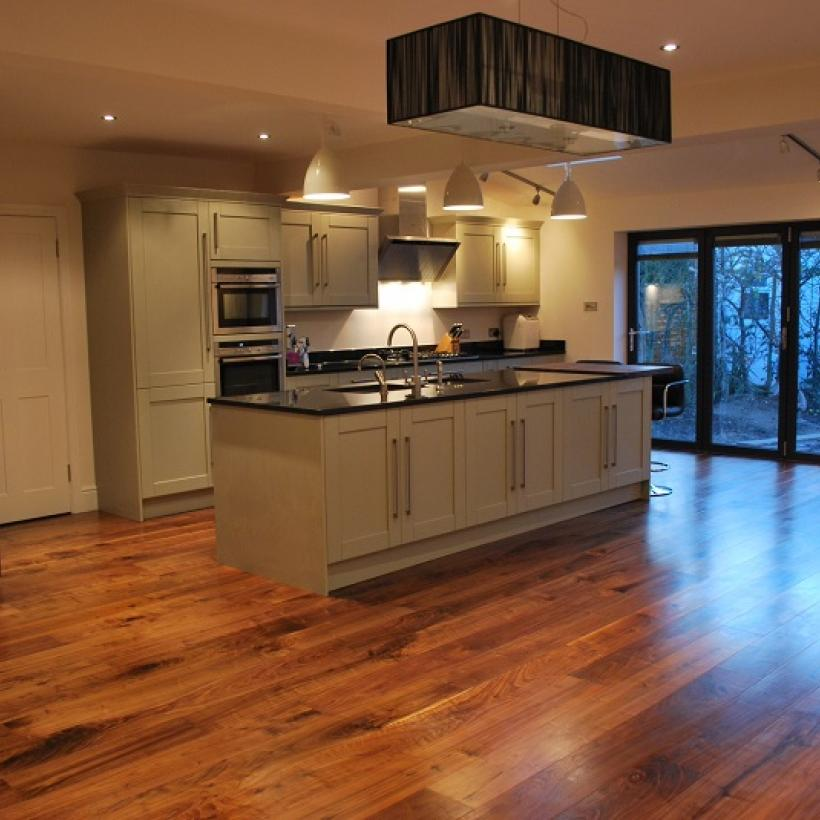 Engineered Walnut Flooring | 'Supreme' 190mm x 21mm